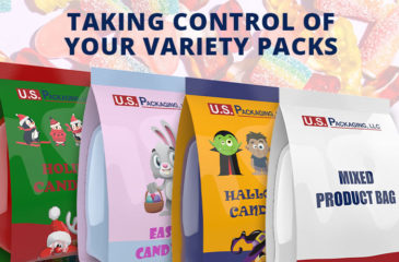 Variety Packs filled by US Packaging