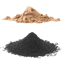 powder and granular products